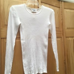 DKNY, NWT, Lightweight Thermal Top, Size S